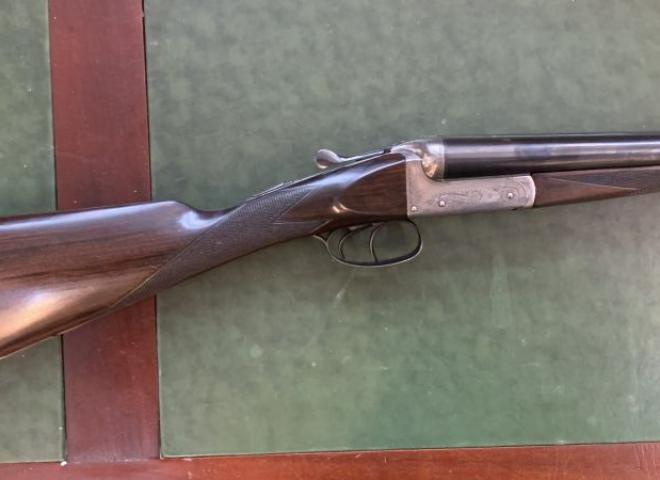 Pape, W. R. 12 gauge