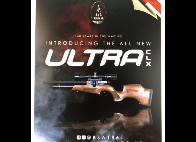 BSA .177 Ultra CLX