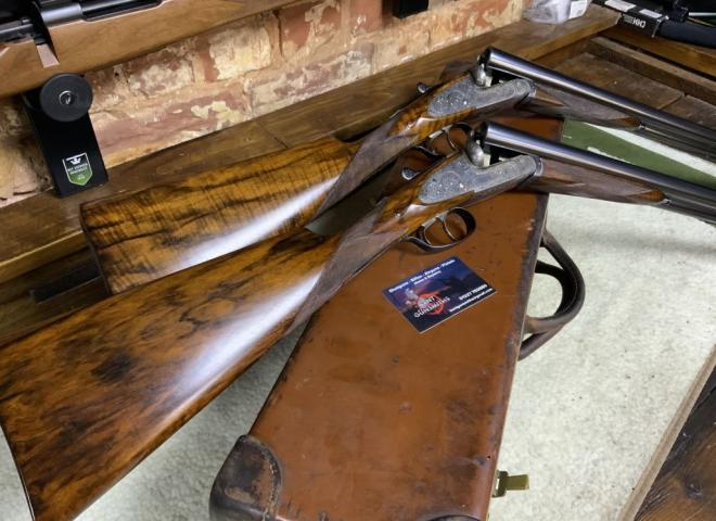 Churchill, E. J. 12 gauge Imperial (XXV)