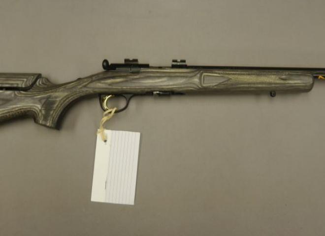 Browning .22 LR T Bolt Target Varmint (Grey Laminate Adjustable)
