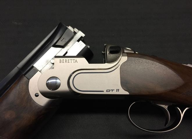 Beretta 12 gauge DT11 Trap Adj