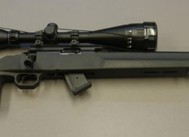 Howa .22 LR M1100 (Black Sporter)