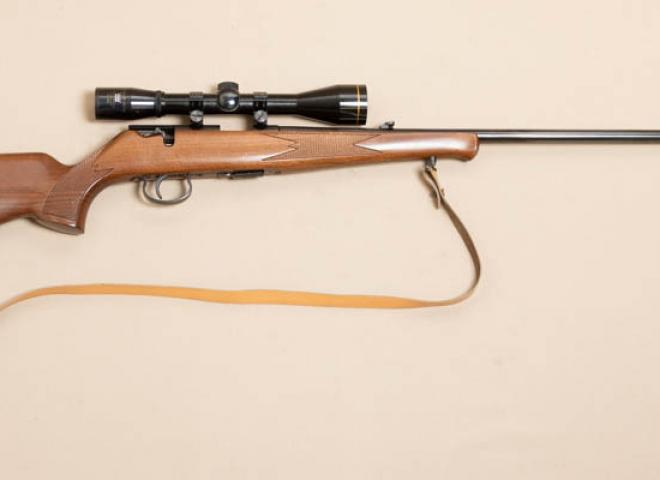 Anschutz .22 LR 1415-1416 (B/A Rifle)