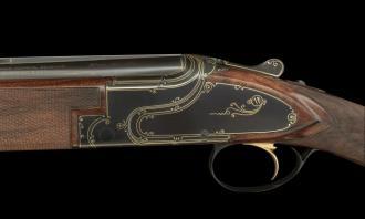 Browning 20 gauge B25 L1 (Sideplate) - Image 2