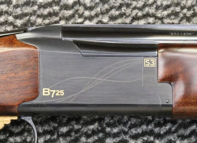 Browning 12 gauge B725 Sporter Black Edition