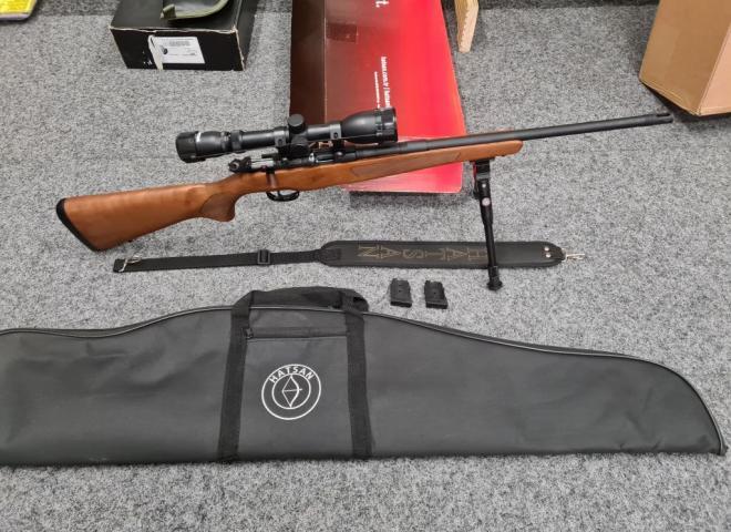 Hatsan Arms .22 LR American Rifle