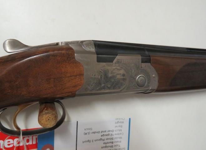 Beretta 12 gauge Silver Pigeon 3 Sport