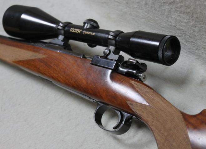 Musgrave .243 Model 98