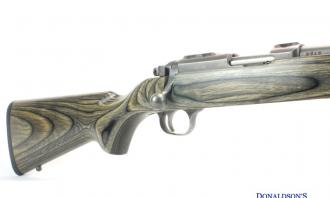 Ruger .17 HMR 77/17 Stainless Laminated - Image 2