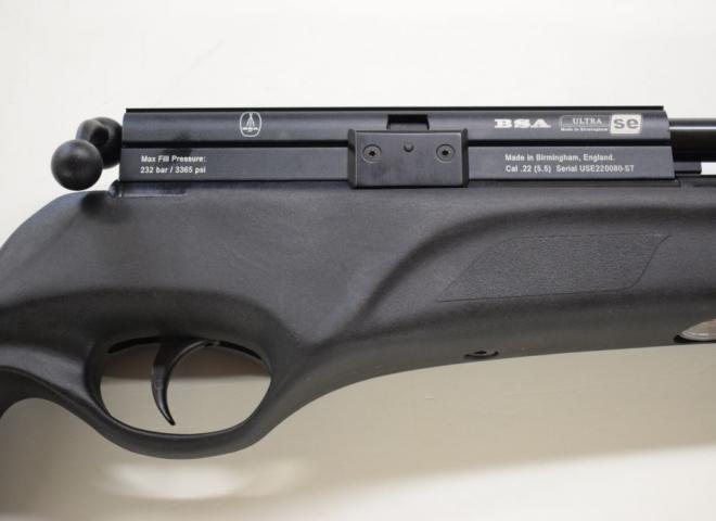 BSA .22 Ultra SE