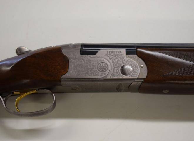 Beretta 12 gauge 686 Silver Pigeon 1 Field