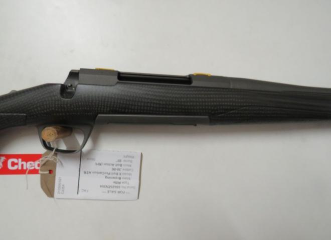 Browning .30-06 X Bolt ProCarbon HTR