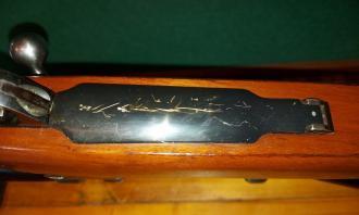 Ruger .308 M77 Mk II Wood - Image 1