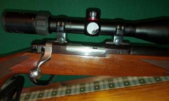 Ruger .308 M77 Mk II Wood - Image 3