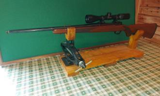 Ruger .308 M77 Mk II Wood - Image 4