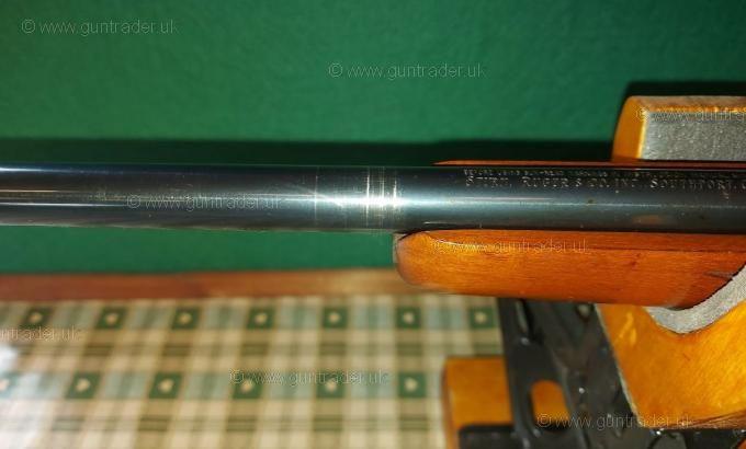 Ruger .308 M77 Mk II Wood