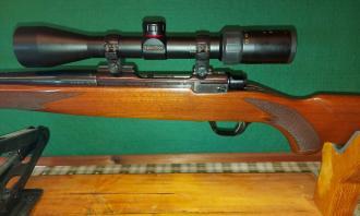 Ruger .308 M77 Mk II Wood - Image 6