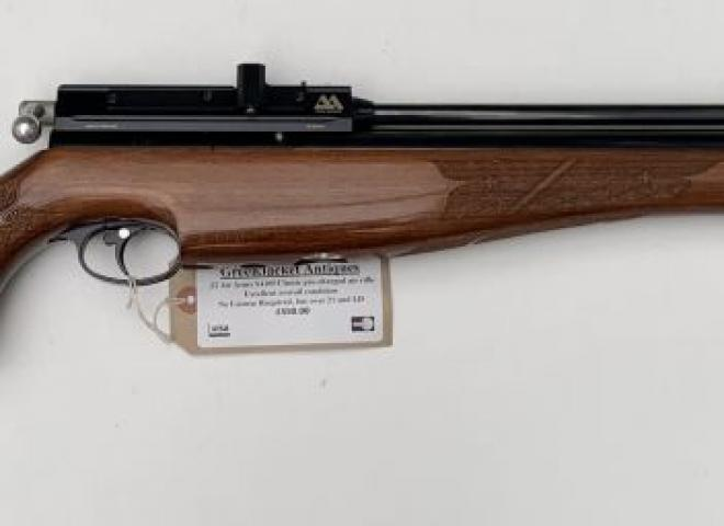 Air Arms .22 S410 Rifle Beech