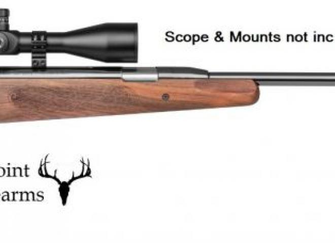 Air Arms .22 Pro Sport Walnut