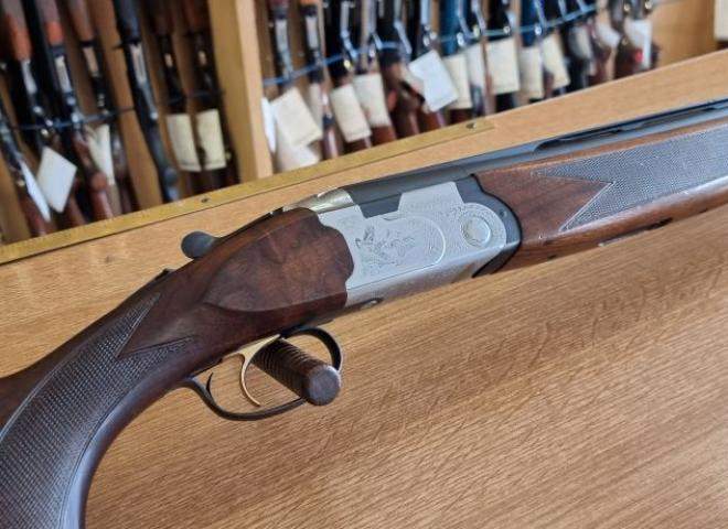 Beretta 12 gauge 687 Silver Pigeon