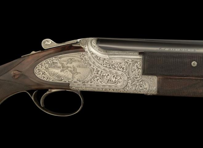 Browning 12 gauge B25 Millennium (04 of 10)