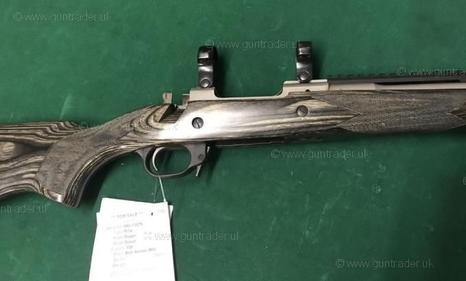 Ruger .308 Scout