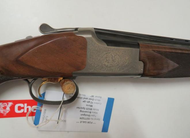 Browning 12 gauge B525 Sporter (Micro)
