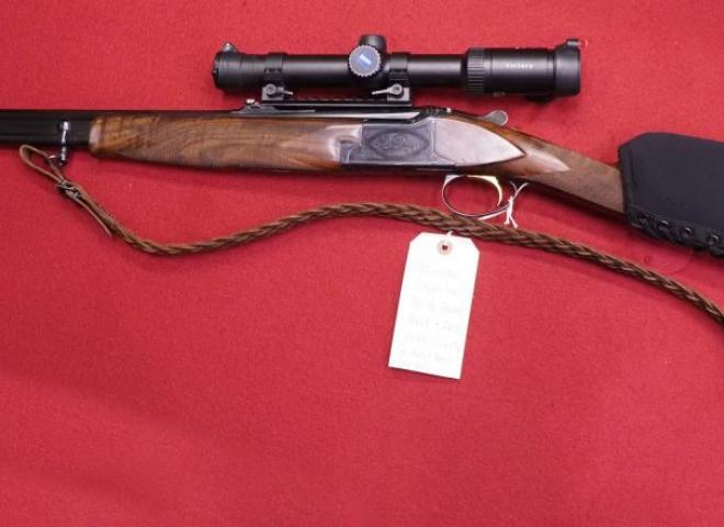 Browning .30-06 Custom Double