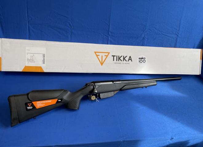 Tikka .243 T3x Varmint Blue