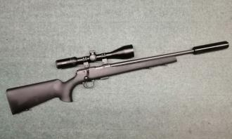 CZ .22 LR 457 Synthetic - Image 5