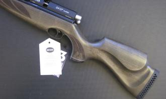 Air Arms .22 S410F Rifle Superlite Hunter Green - Image 2
