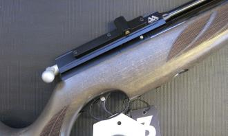 Air Arms .22 S410F Rifle Superlite Hunter Green - Image 5
