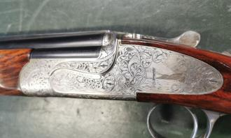 Holland & Holland 12 gauge Sporting Deluxe (Lighthouse) - Image 4