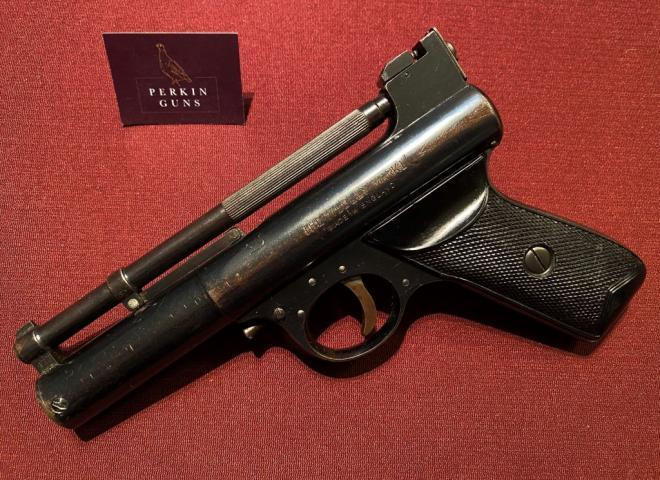 Webley & Scott .177 Mk1