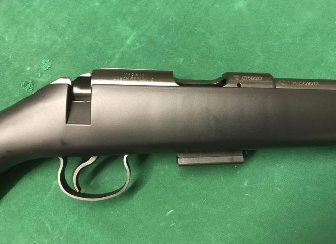 CZ .17 HMR 455 Varmint Synthetic