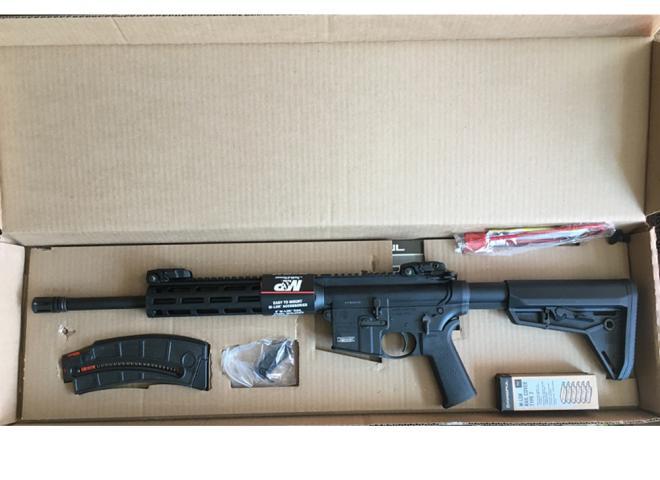 Smith & Wesson .22 LR M&P 15-22 Sport