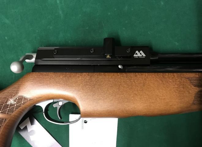 Air Arms .22 S410 Carbine Beech