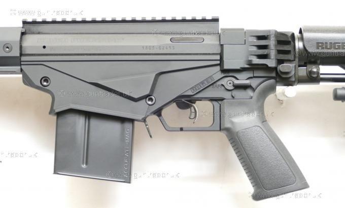 Ruger 6.5 PRC ruger precision