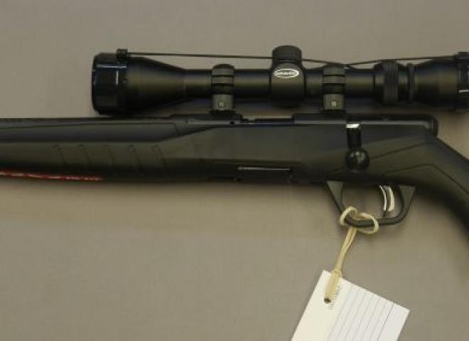 Savage Arms .17 HMR B17