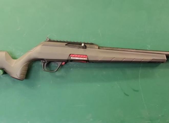 Winchester .22 LR WILDCAT (Synthetic / Blued barrel)