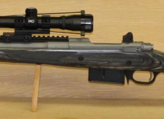 Ruger .308 / 7.62x51 Hawkeye Scout
