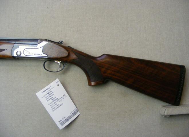 Fabarm 20 gauge Max (Sporter)