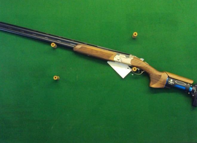 Beretta 12 gauge 694 Pro Sporting Adj TSK