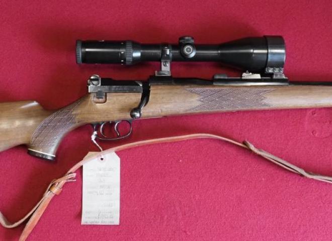 Mauser .243 Mod 66