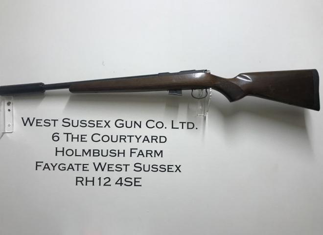 CZ .17 HMR 453 Varmint