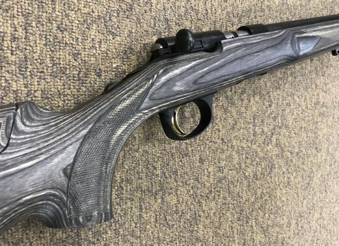 Browning .22 LR T Bolt Target Varmint Adjustable (Grey Laminate)