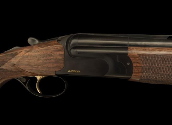 Rizzini 12 gauge BR440 Sporting (Box Lock Steel Shot Proof)
