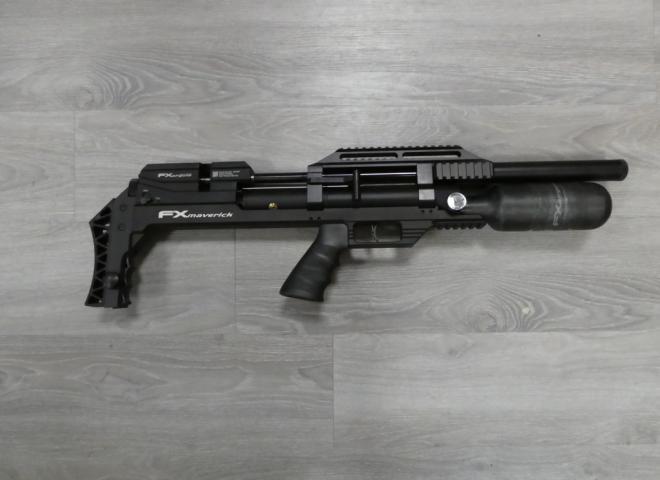 FX .177 Maverick Black