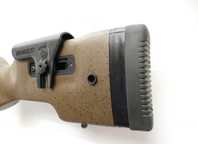 Ruger 6.5mm Creedmoor M77 Hawkeye LRT