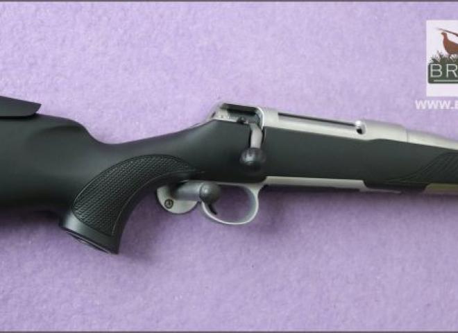 Sauer 6.5mm Creedmoor 100 Stainless XTA Adjustable Comb